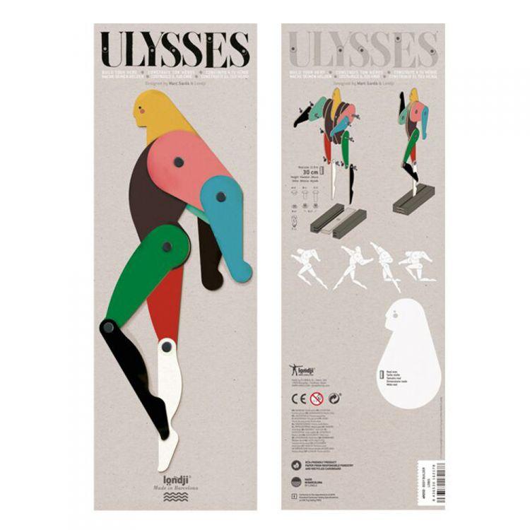 Lndji - Składanka Ulysses