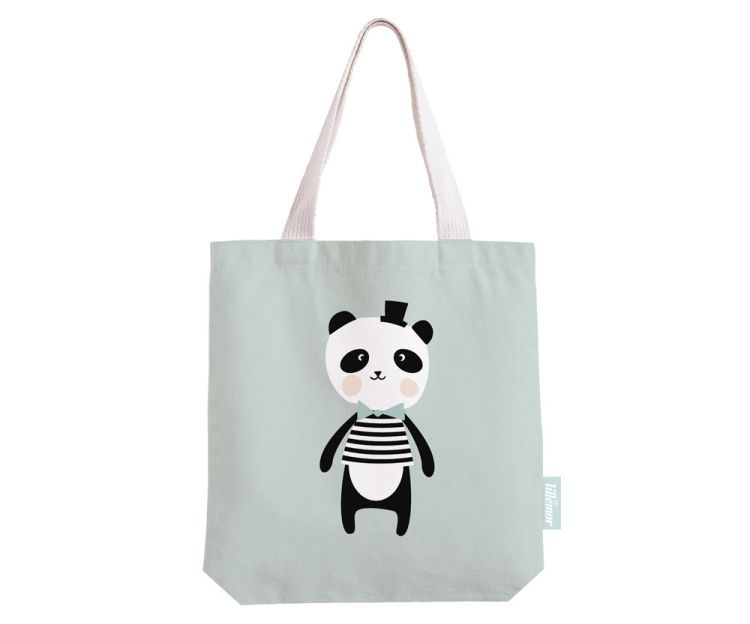 Eef Lillemor - Torba Shopperka Panda