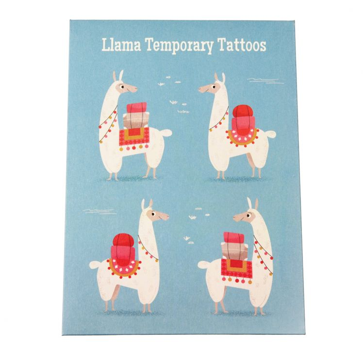 Rex - Zestaw Tatuaży Dolly Llama