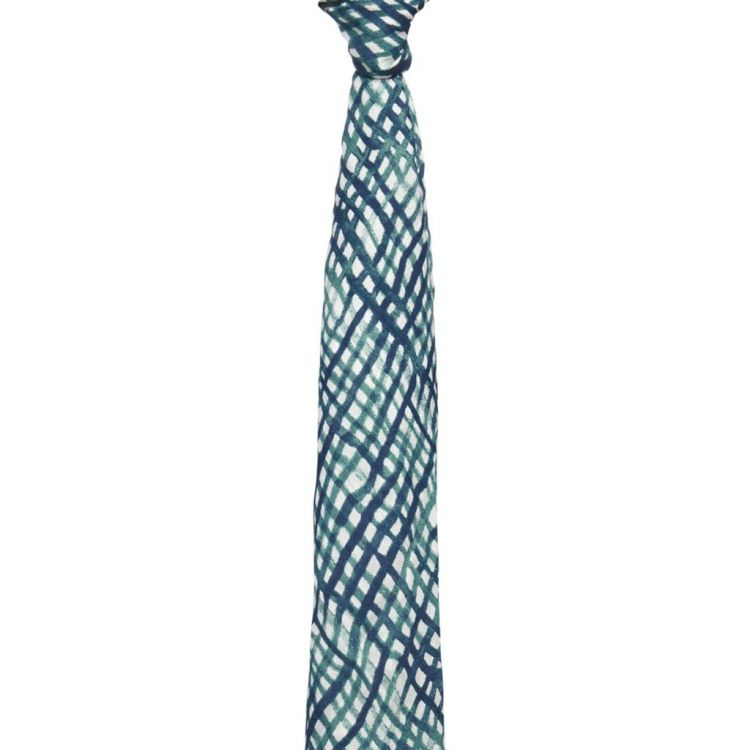 aden + anais - Otulacz Bambusowy Seaport Net 120x120cm
