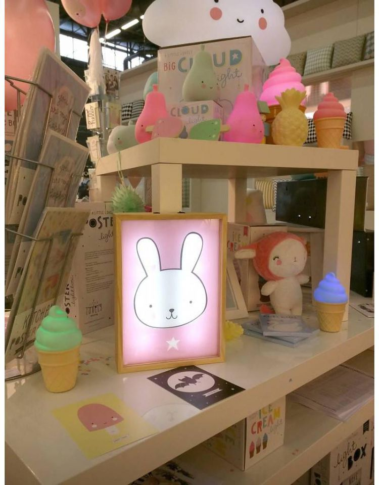 A Little Lovely Company - Lightbox Poster