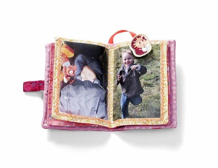 Lilliputiens - Album Na Zdjęcia Lisica Alice