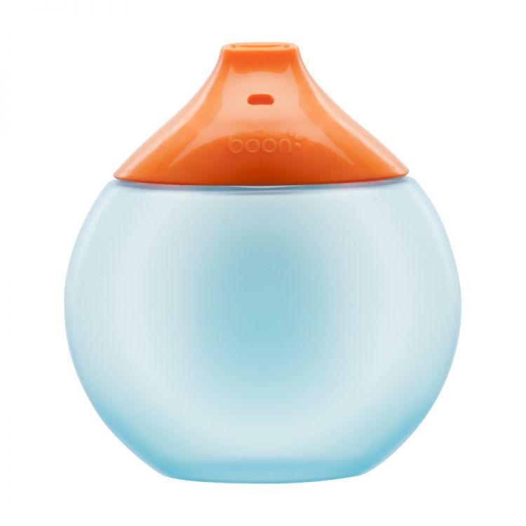 Boon - Kubek Niekapek Blue/Orange