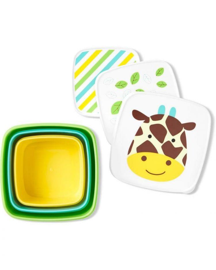 Skip Hop - Zestaw Pudełek Zoo Żyrafa