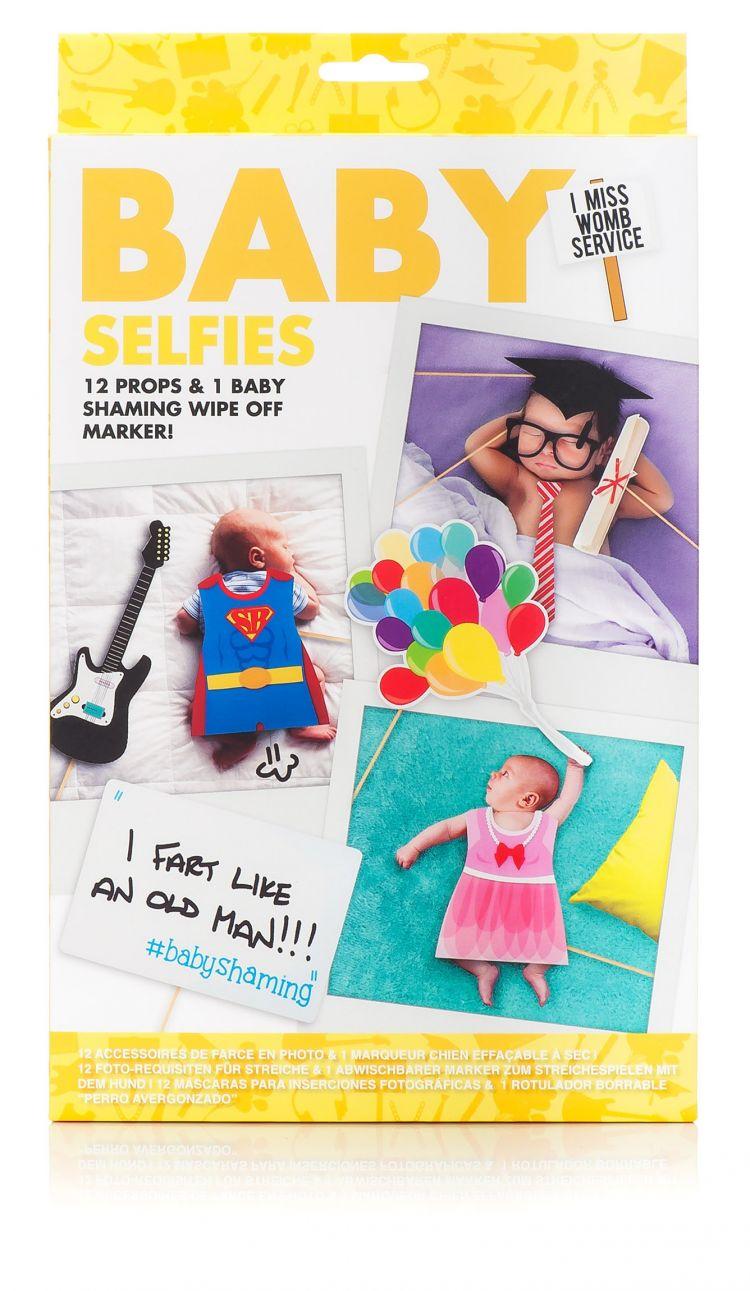 NPW ROW - Karty do Selfie dla Noworodków
