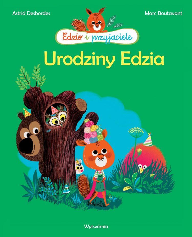 Wydawnictwo Wytwórnia - Urodziny Edzia