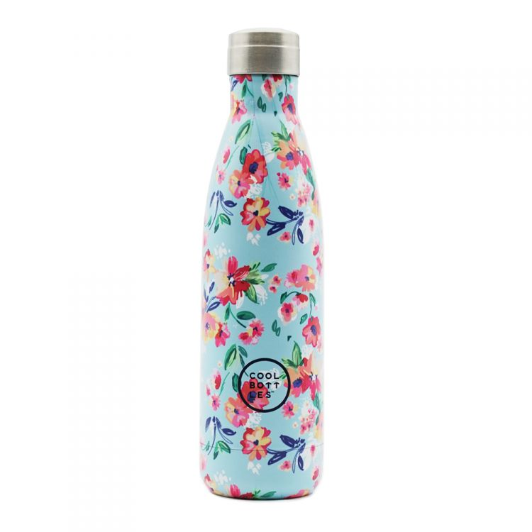 Cool Bottles - Butelka Termiczna 500 ml Floral Evelyn
