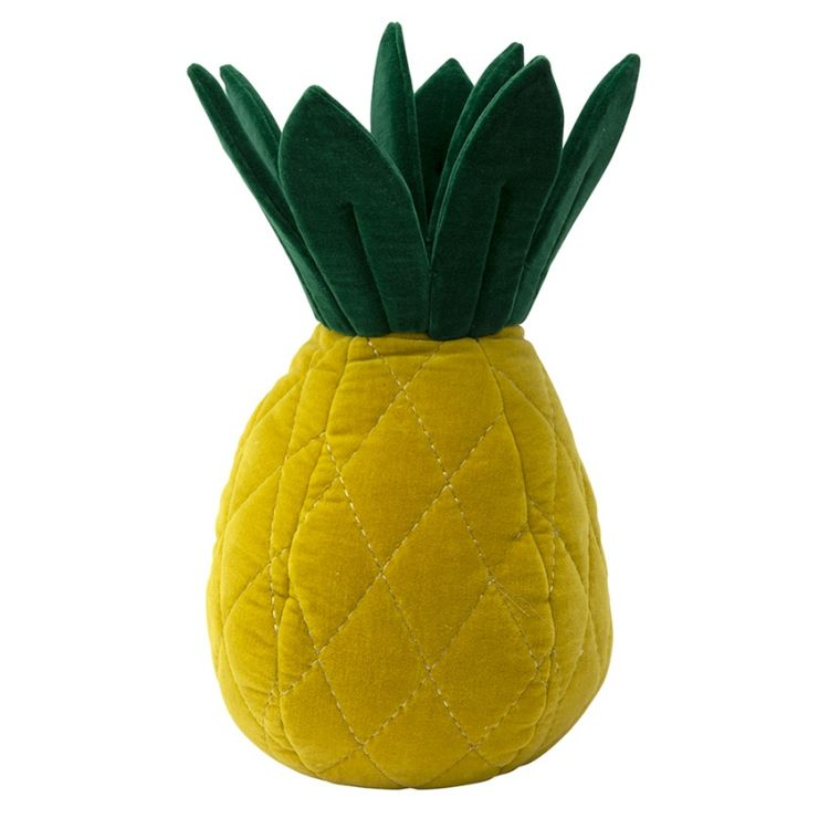 Meri Meri - Poduszka Welurowa Ananas