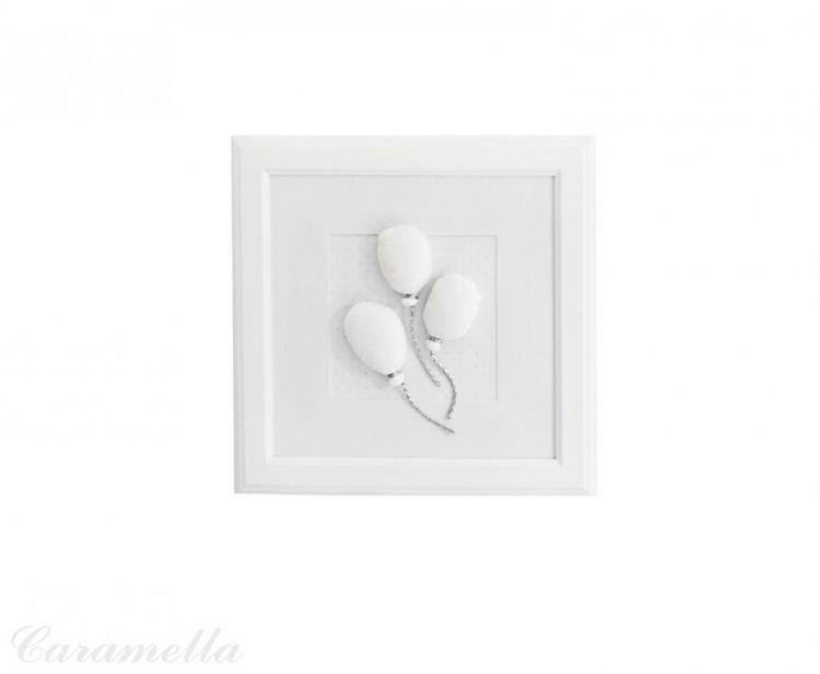 Caramella - Obrazek Shiny z Motywem Baloników