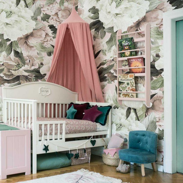 Dekornik - Tapeta White And Pink Peonies Max