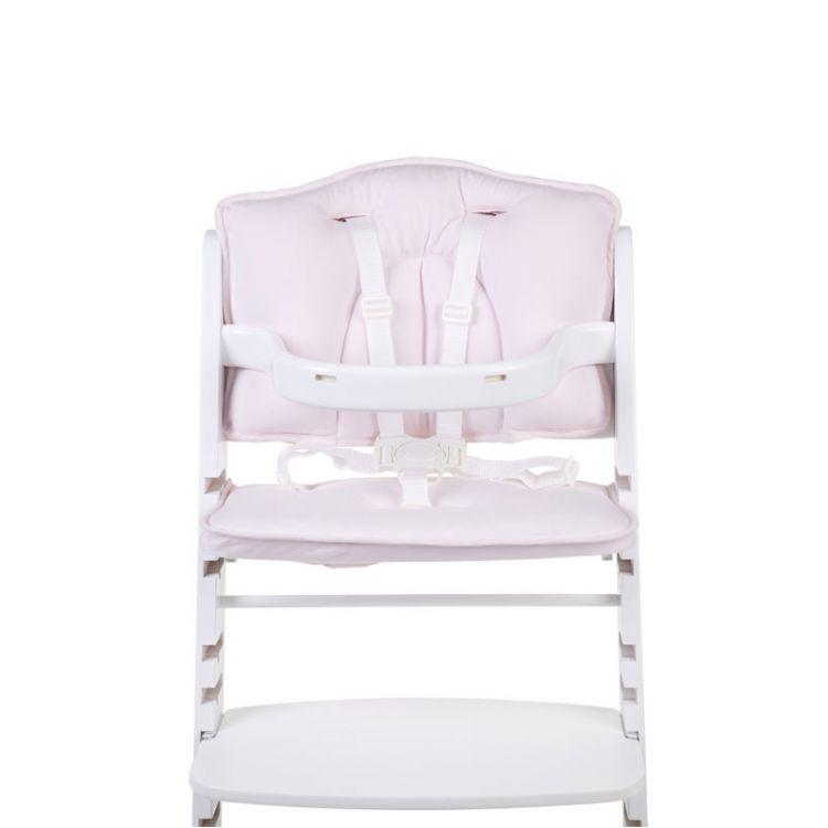 Childhome - Ochraniacz-Poduszka do Krzesełka Lambda Jersey Różowy