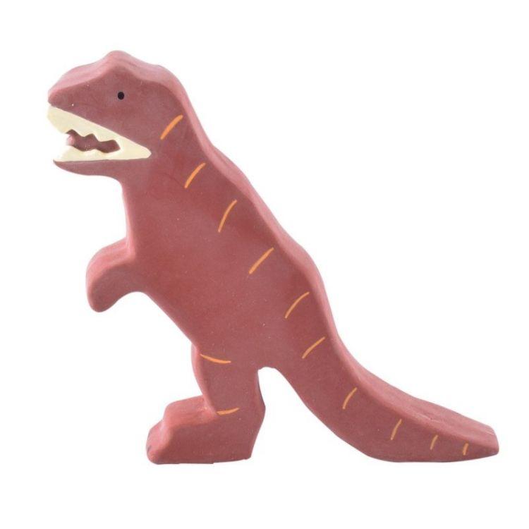 Tikiri- Zabawka Gryzak Dinozaur Tyrannosaurus T-Rex 0m+