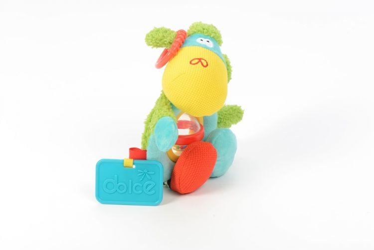 Dolce - Zabawka Sensoryczna Mała Owieczka