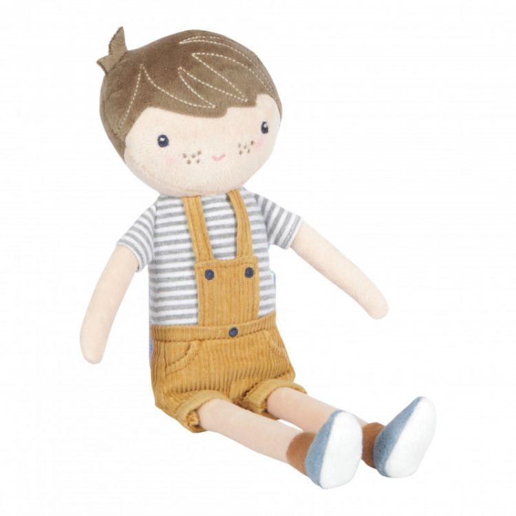 Little Dutch - Lalka Jim 50 cm 1+