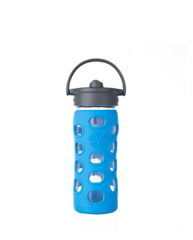 Lifefactory - Butelka Szklana dla Dzieci 350ml Ocean