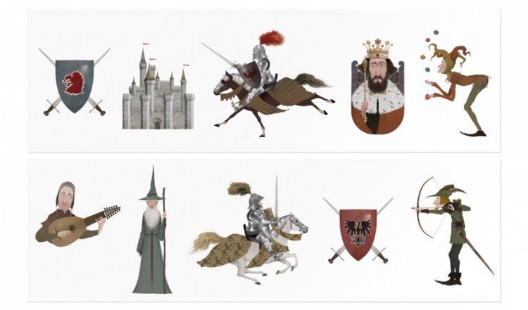 Londji - Tatuaże Medieval