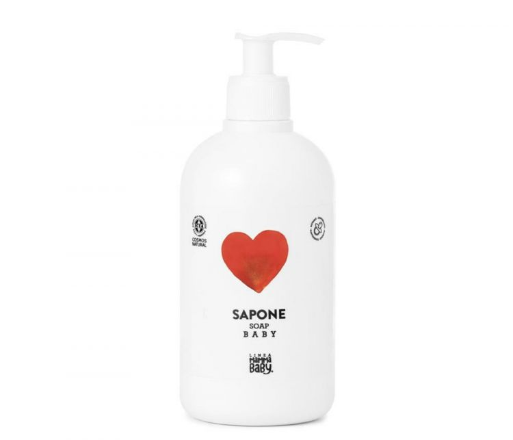 Linea MammaBaby - Mydło Baby Margherita Cosmos 500 ml