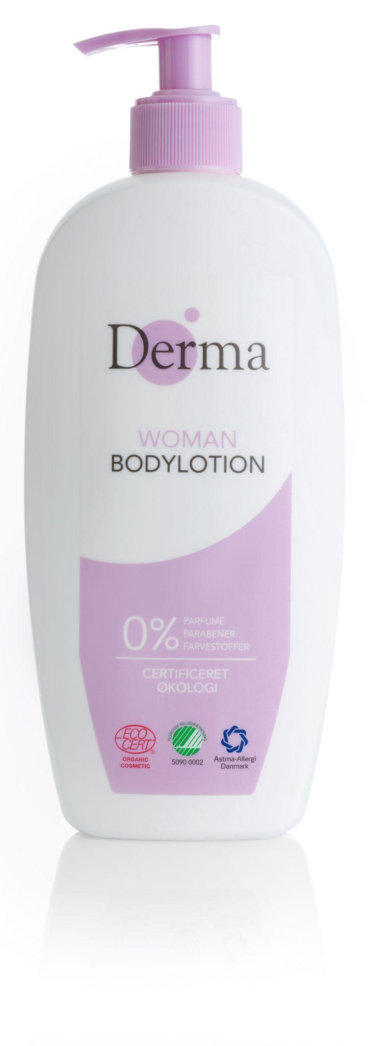 Derma - Eco Woman Balsam do Ciała 500ml