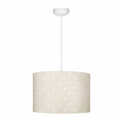 Lamps&co. - Lampa Wisząca Lovely Dots Beige
