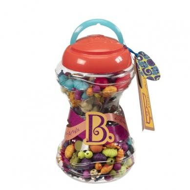 B.Toys - Zestaw do Tworzenia Biżuterii 300 Elementów