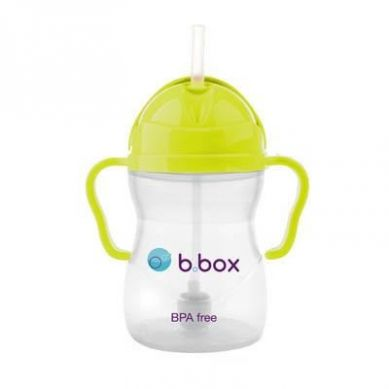 B.Box - Innowacyjny Kubek Niekapek Neon Ananasowy