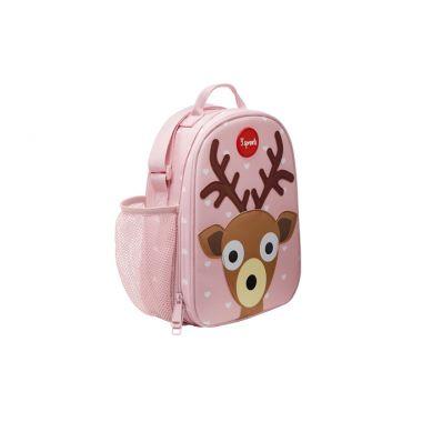 3 Sprouts - Lunch Bag dla Dzieci Jelonek