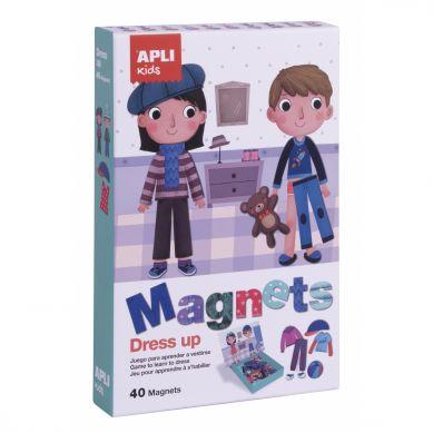 Apli Kids - Magnetyczna Układanka Ubieranki