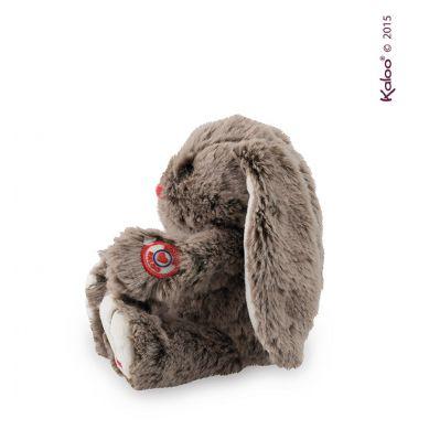 Kaloo - Przytulanka Kolekcja Rouge Królik Czekoladowy Brąz 19 cm