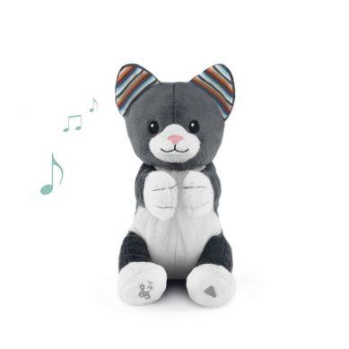 Zazu - Klaszcząca Przytulanka Kot Chloe 0m+