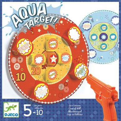 Djeco - Zabawka Zręcznościowa Aqua Target