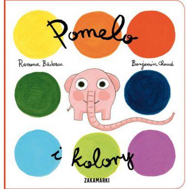 Wydawnictwo Zakamarki - Pomelo i Kolory