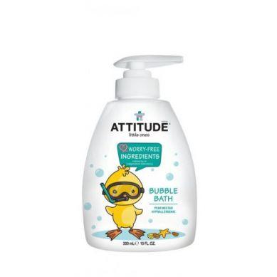 Attitude - Bąbelkowy Płyn do Kąpieli Gruszkowy Nektar 300 ml