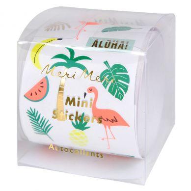 Meri Meri - Zestaw Naklejek Mini Tropical