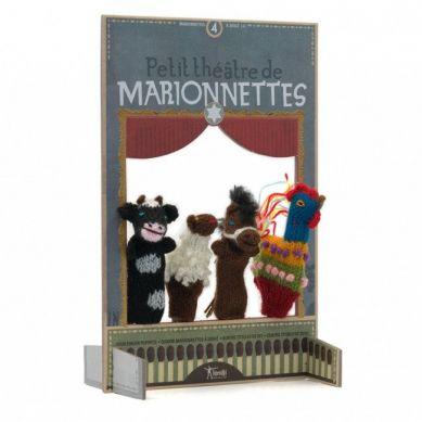 Londji - Teatrzyk Puppet Animaux de la Frame