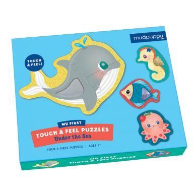 Mudpuppy - Sensoryczne Puzzle Pod Wodą