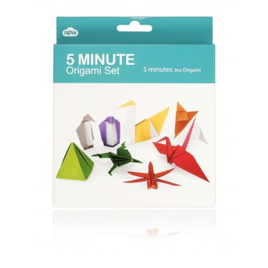 NPW ROW - Zestaw Origami 5 minute