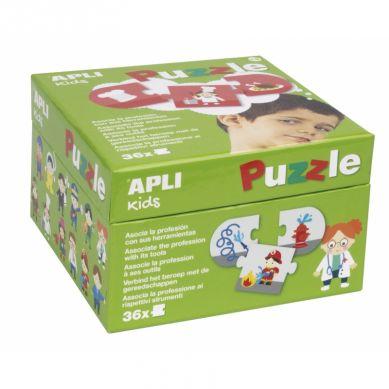 Apli Kids - Puzzle Zawody 3+