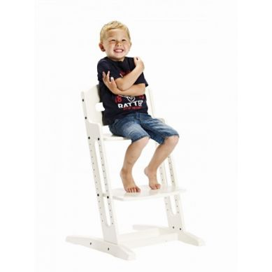 Baby Dan - Krzesełko do Karmienia Baby Dan DANCHAIR Naturalne
