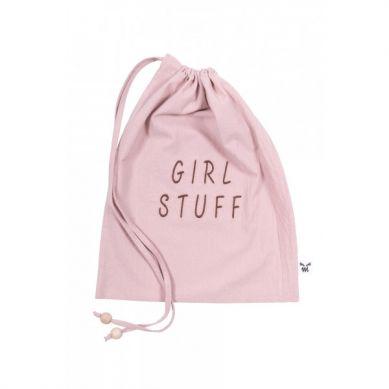 Malomi Kids - Woreczek Pink Girl Stuff
