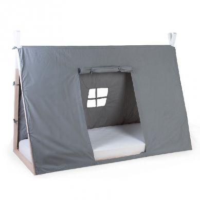 Childhome - Poszycie do Łóżka Tipi 90 x 200 cm Grey