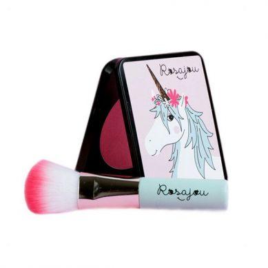 Rosajou - Pędzelek kosmetyczny do makijażu
