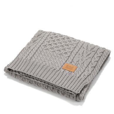 La Millou - Kocyk Merino Wool Blanket Himalaya Rock 85x85cm