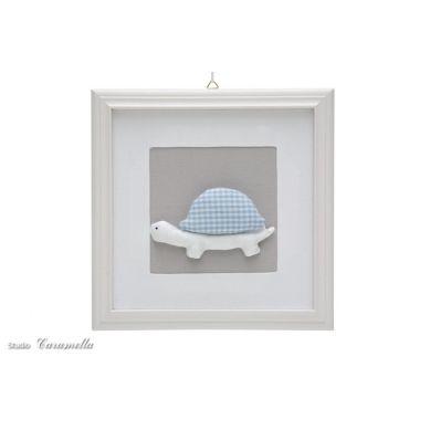 Caramella - Obrazek z Motywem Żółwika