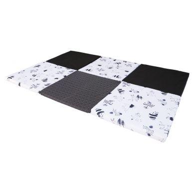 Candide - Wielofunkcyjna Mata XL 5w1 Black&White