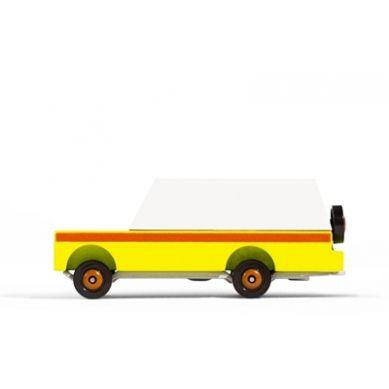 Candylab - Samochód Drewniany Everglades Mule