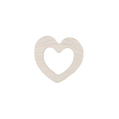 Wooden Story - Drewniany Gryzak Love