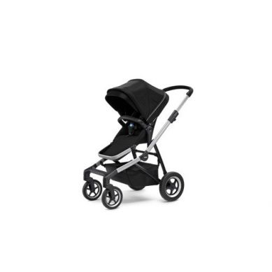 THULE - Sleek Wózek Rama + Siedzisko Spacerowe Midnight Black