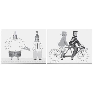 Londji - Zeszyt do Kreatywnej Zabawy Art&Dots 3+