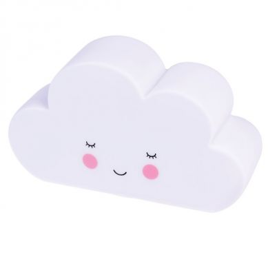 Rex - Lampka Cloud White