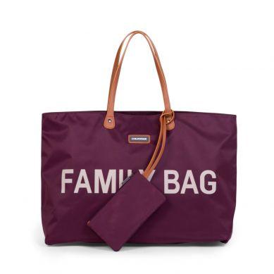 Childhome - Torba Family Bag Aubergine